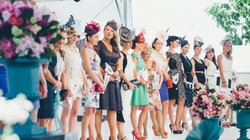 Ladies at Spring Carinval