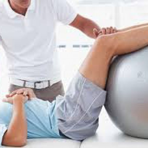 Accelerate shockwave therapy helps reduce pain and enhance the anti-inflammatory effect.