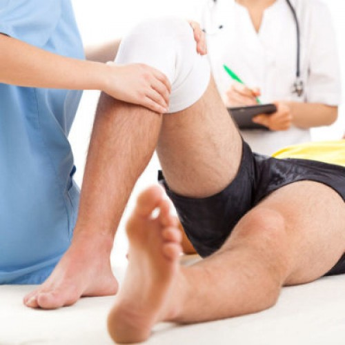 Accelerate shockwave therapy is a non-invasive treatment which allows you to return back to normal activity faster..