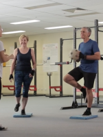 High Blood Pressure and exerci