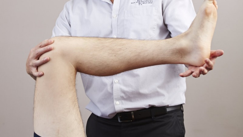 A mal-tracking patella (knee-c