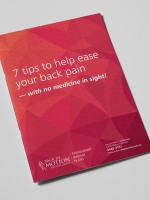 Your Free Back Pain Report!