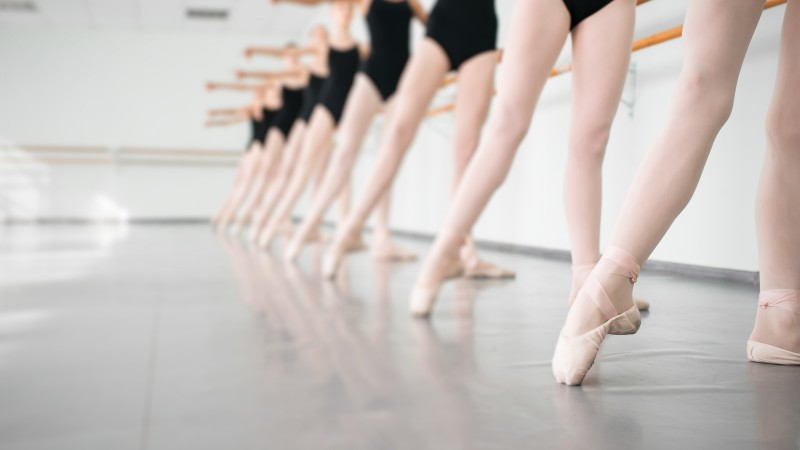 Pre Pointe Assessment by Physi