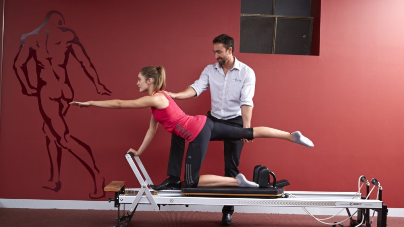 Clinical Pilates with Reformer