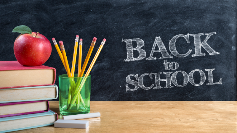 Back to School - and back to A