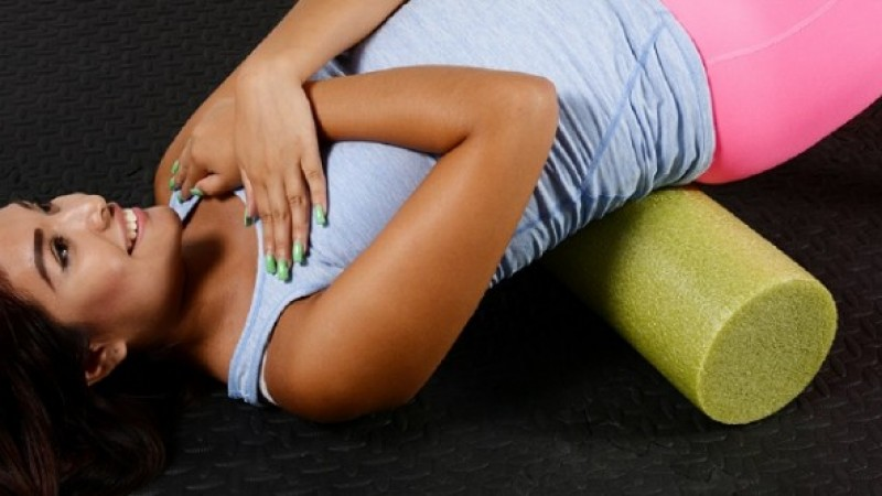 Foam Rolling has many benefits