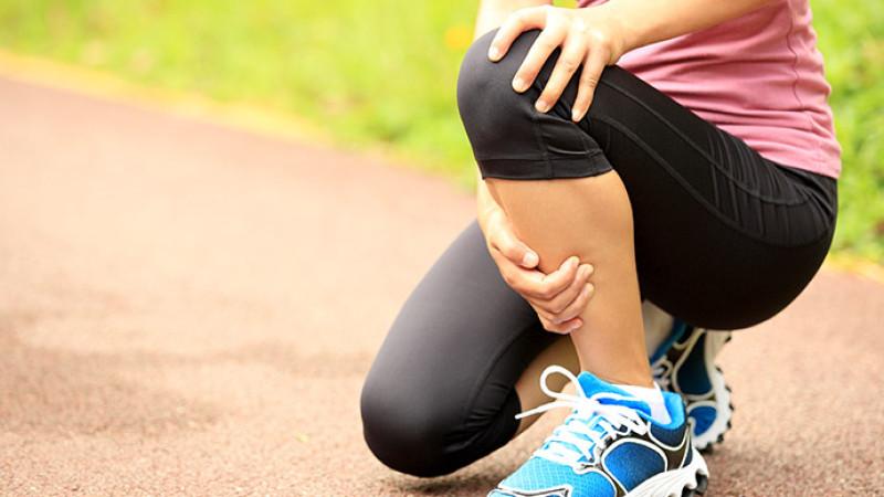 Women with shin pain splints