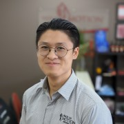 Photo of Nick Cheng