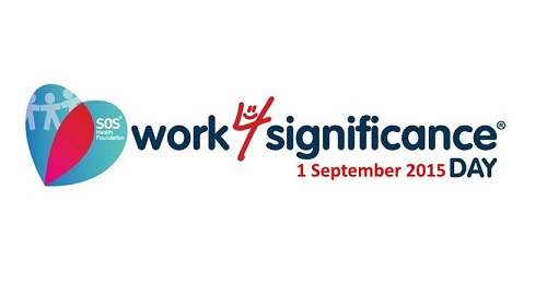 Back In Motion Health Group Supports work4significance Day 2015