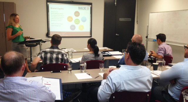 Back In Motion New Franchisee Induction and Training