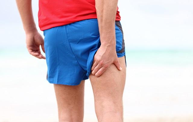 Corked thigh injury treatment
