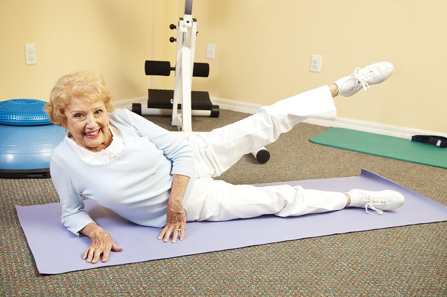 Treatment and exercises for arthritis