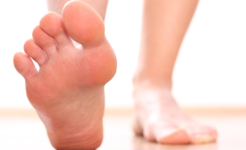 Image of feet