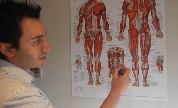 Bundall Physio Justin Mistry explains lower back pain.