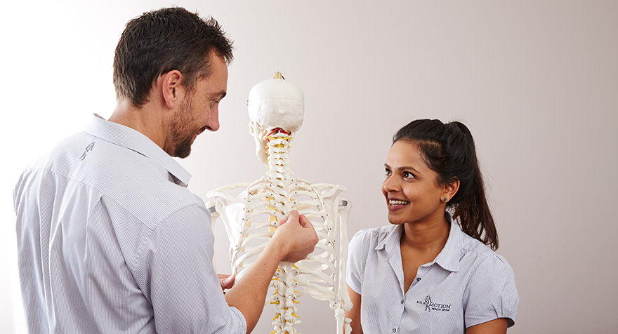 Physio internships, cadetships and graduate program