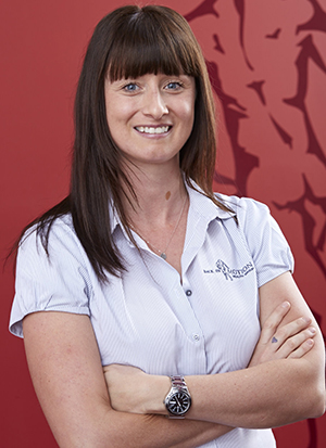 Nicci Fisher, Practice Manager, Back In Motion Alphington