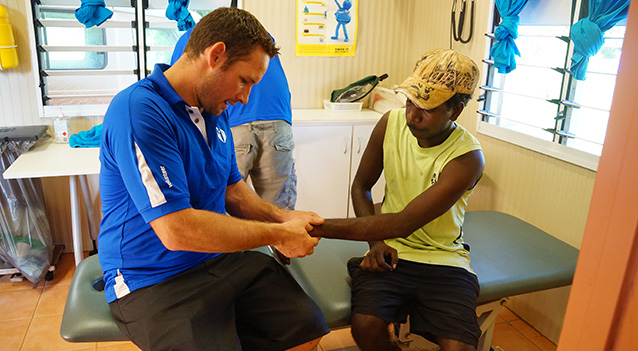 Kane Burrow - SOS Health Outreach Mission