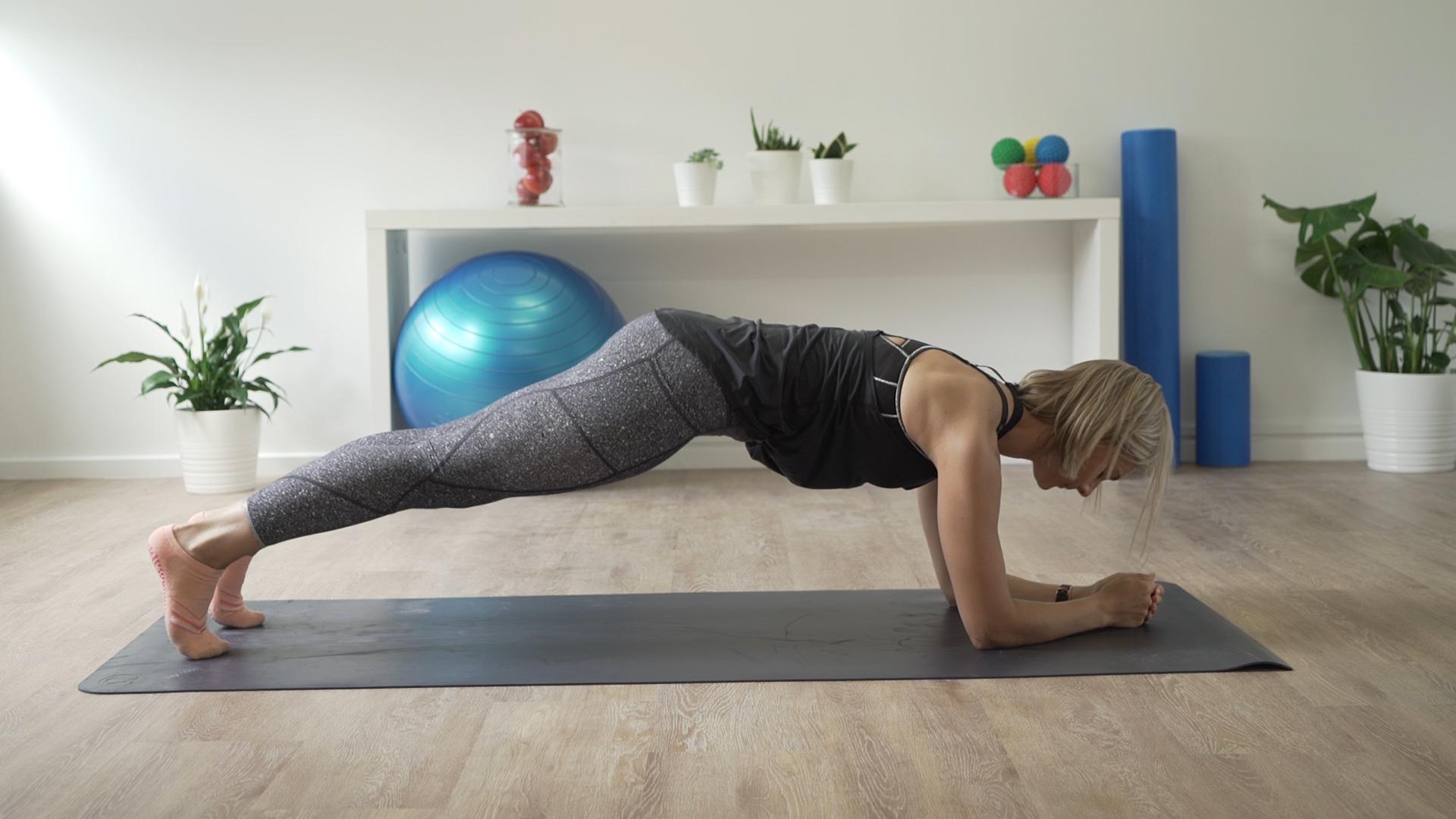 Liv's 10 mins exercise