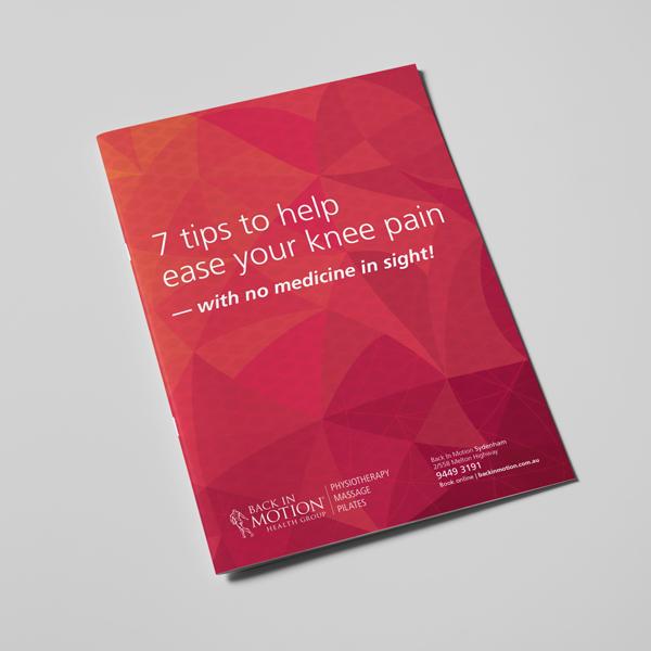 Free Knee Pain Report