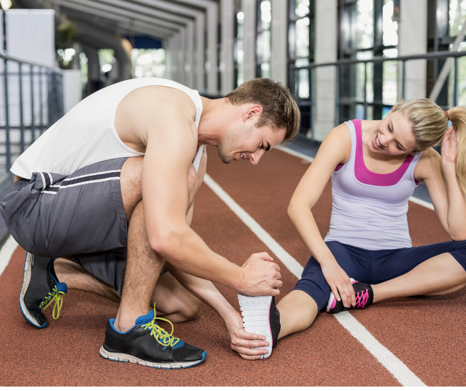 Prevent Muscle Injuries