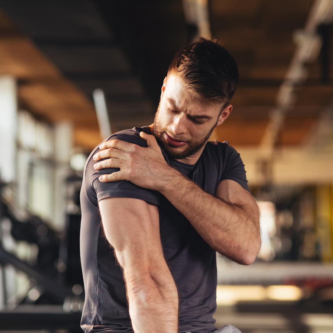 Hawthorn physio fix shoulder