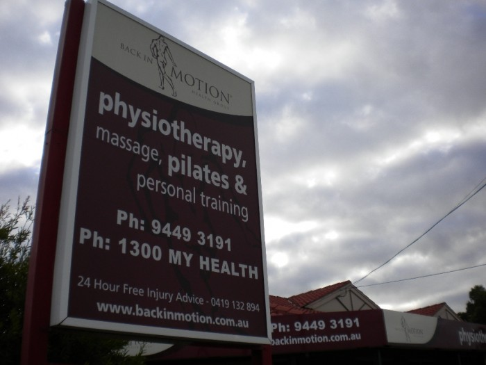 Physiotherapy Sydenham