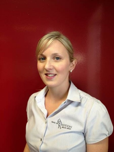 Sophie Parrôt - Clinical Associate (Physiotherapist)
